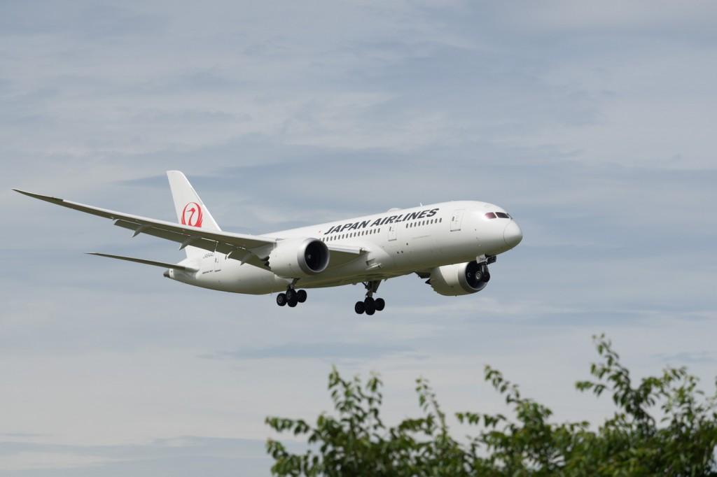 JAL B787
