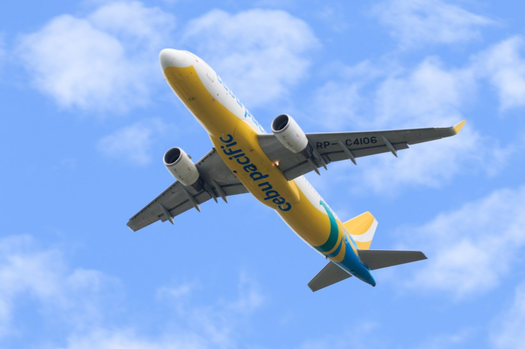 セブ パシフィック航空 A320
